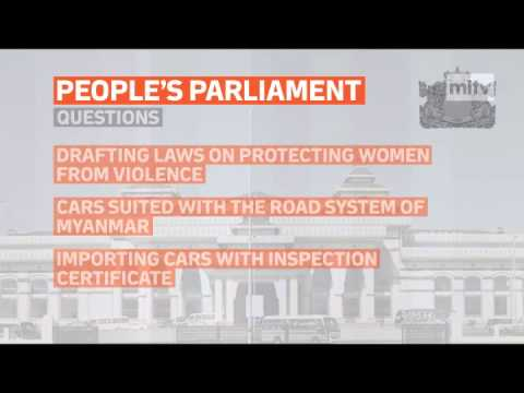 mitv - Parliament: Referendum Bill On 2008 Constitution