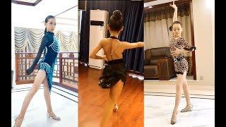 中国拉丁舞小舞者/Chinese Latin Kids Dancer