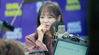 191209 구구단(Gugudan) 세정(Sejeong) 히트곡 듣고 한소절 라이브 - 아이돌라디오 4K F…
