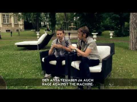 Muse im VIVA.tv Interview