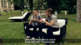Muse im VIVA.tv Interview
