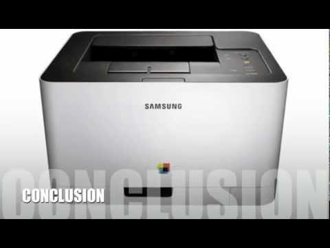 samsung clp 365w color laser printer review youtube. Black Bedroom Furniture Sets. Home Design Ideas