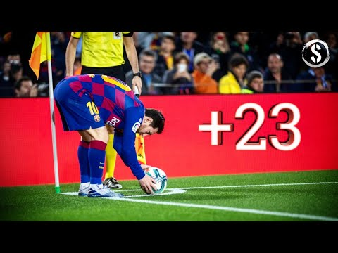 +23 World-Class Goalkeepers Destroyed by Lionel Messi   With Commentaries - HD
