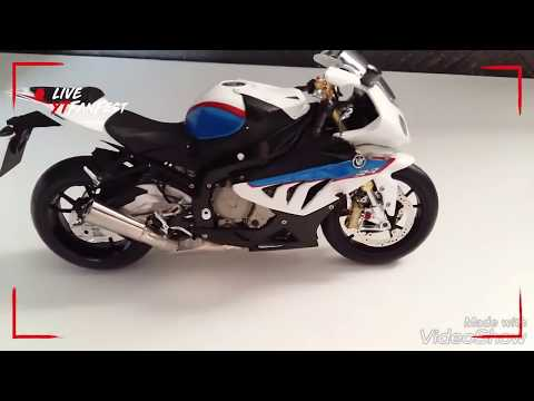 1 10 Schuco Bmw S 1000rr Bike Led Tuning By Mbw