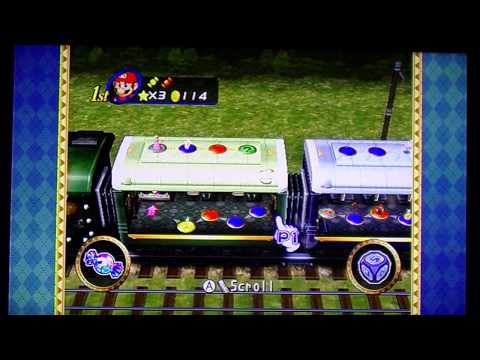 Mario Party 8 - Party Tent: Shy Guy's Perplex Express Part 3/4