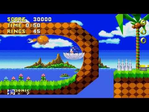 Sonic 2 Advanced Edit - Neo South Island