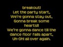 Miley Cyrus: Breakout Lyrics