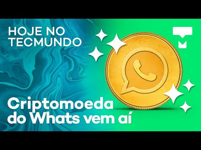 Glovo encerra operações no Brasil, criptomoeda do WhatsApp e mais - Hoje no TecMundo