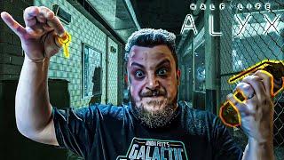 AZT HITTEM, HOGY CSAK SIMÁN MEGÁLL ? | Half-Life: Alyx #5
