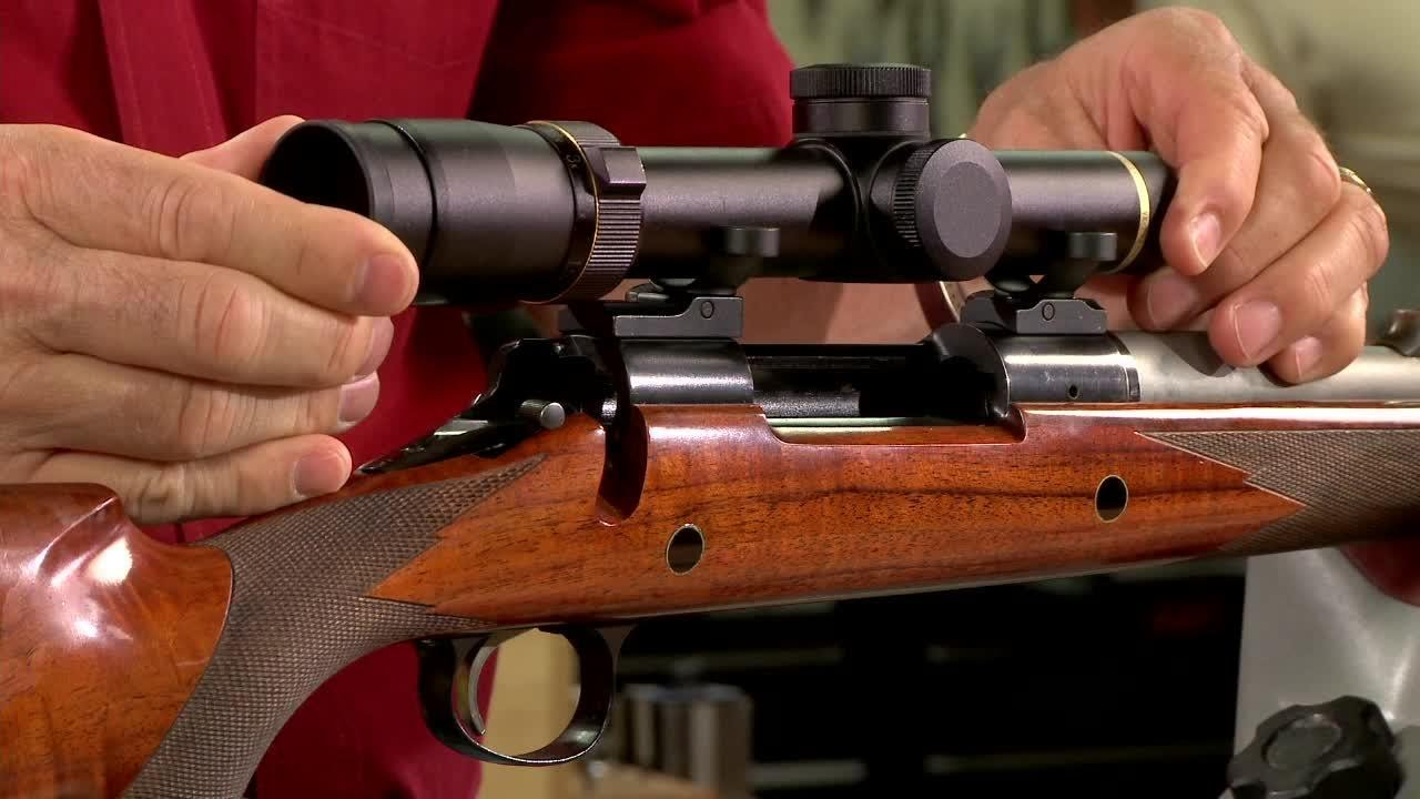 Gunsmithing - How to Select and Mount the Nearly Perfect Safari Rifle Scope
