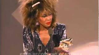 And the winner is..Tina Turner!