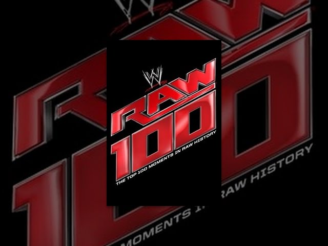 WWE The Top 100 Moments In Raw History Vol. 2 Travel Video