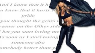 Ciara I bet acoustic lyrics