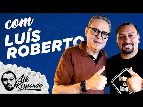 """Luis Roberto sobre substituir Galvão Bueno na final da Libertadores: """"me senti muito desconfortável"""""""