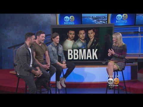 Popular Boy Band BBMak Returns With New Album, Tour