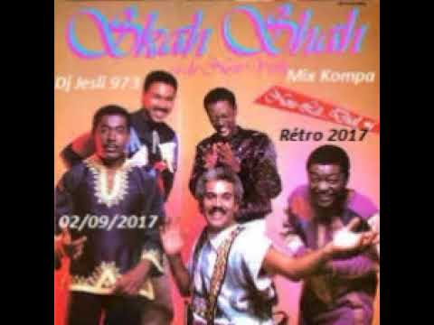 Mix Kompa Rétro Acte 1 Mixé Par Dj Jesli 973