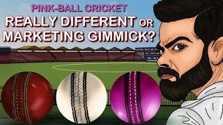 Everything you wanted to know about pink ball cricket.