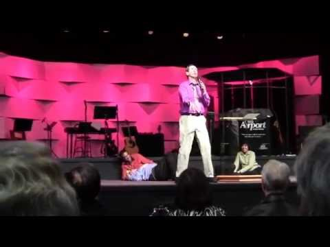 Clean Comedian Gordon Douglas - Toronto