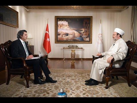 Diyanet İşleri Başkanı Görmez'den Kutlu Doğum Haftası tartışmalarına ilişkin açıklama