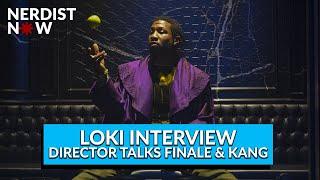 Loki: Director Kate Herron Talks Season Finale, Fan Reactions, & Bringing Kang into the MCU