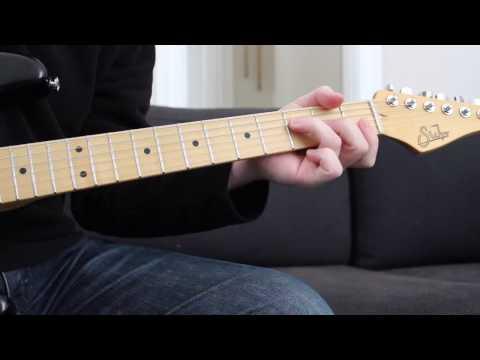 John Mayer - LESSON - Helpless INTRO
