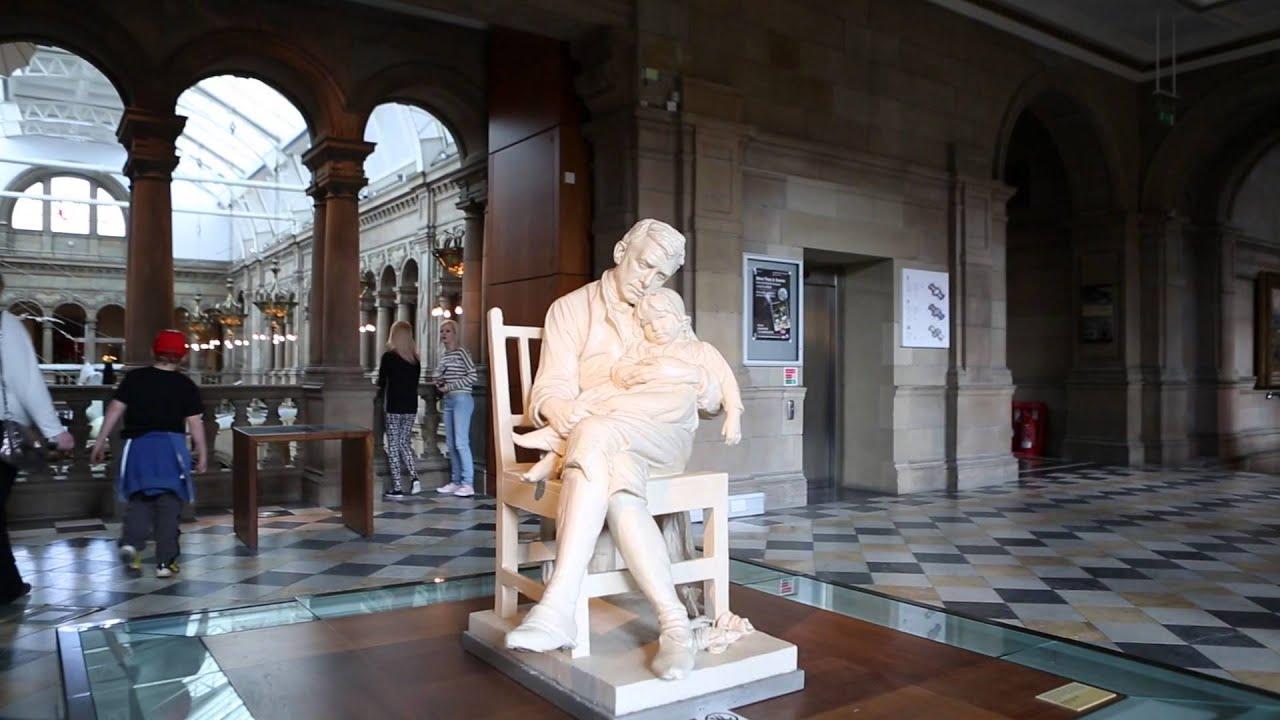 Kelvingrove Art Gallery And Museum Youtube