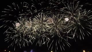 Фестиваль фейерверков Ростех 2018. Закрытие