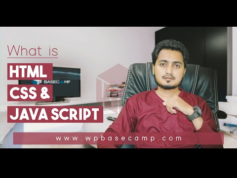 Learn Web Development from Scratch | HTML CSS & JS in Hindi thumbnail
