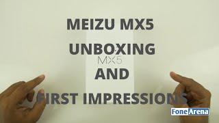 Meizu MX5 Unboxing and First Impressions(Meizu MX5 Unboxing by FoneArena. http://www.fonearena.com/blog/ unboxes Meizu MX5. Meizu MX5 has a 5.5-inch (1920 x 1080 pixels) Super AMOLED ..., 2015-07-03T14:25:46.000Z)