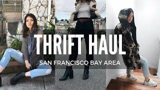 THRIFT HAUL ft. Dope High School Finds | neens