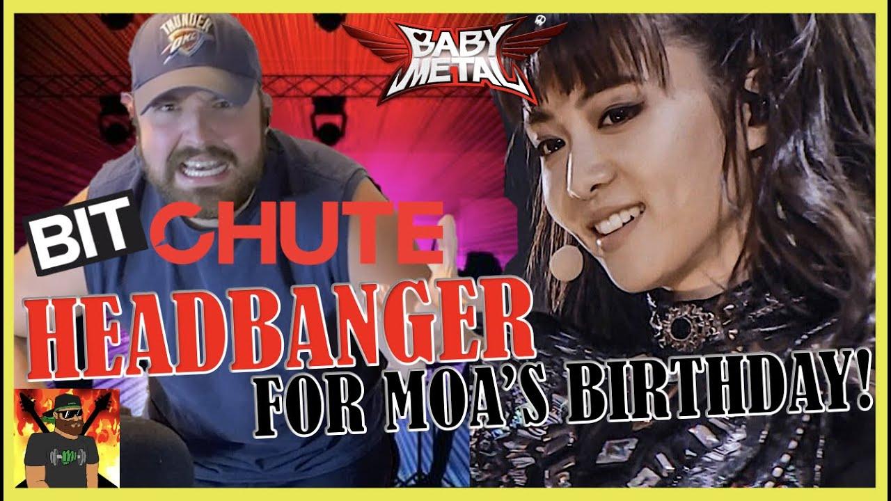 Happy Birthday Moa!! | Headbanger - BABYMETAL (LIVE) | Legend M - Portmesse Nagoya 2019 | REACTION