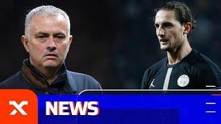 Transfer-News: Jose Mourinho zurück zu Real Madrid und Adrien Rabiot vor Wechsel zu Bayern? | SPOX