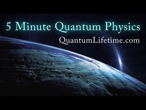What is Energy?: 5 Minute Quantum Physics Part 5