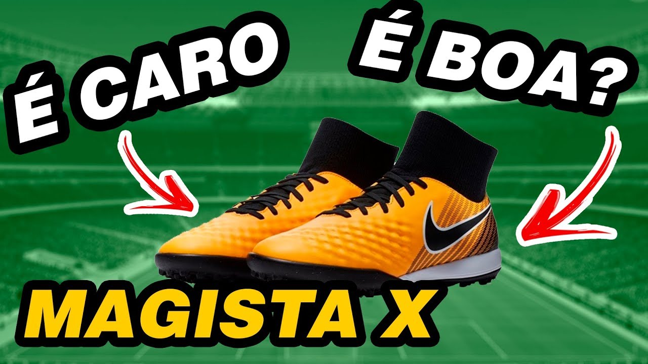 6f6dbf1415 CHUTEIRA DO MARQUINHOS PSG - NIKE MAGISTA X - YouTube