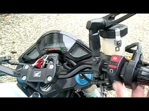 CB1000R HP Corse Hydroform déchicané