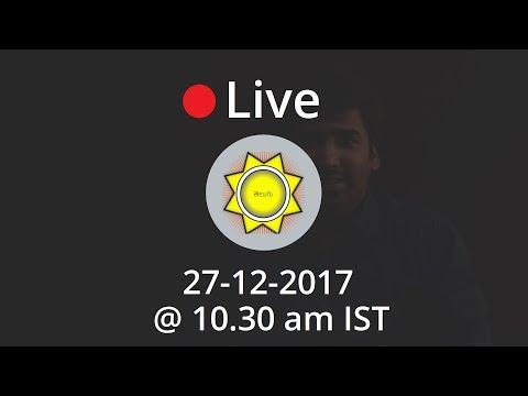 Let's Try Live... | Announcement | RVA Telugu Live