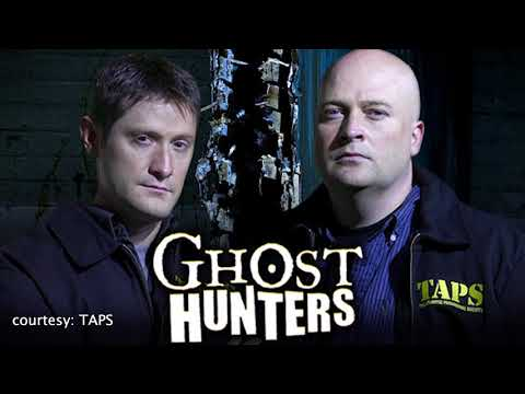 Halloween Special with Grant Wilson of 'Ghost Hunters'