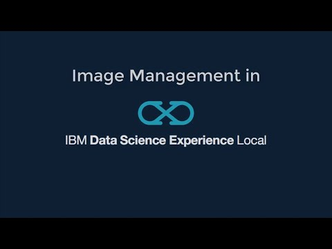 Manage images