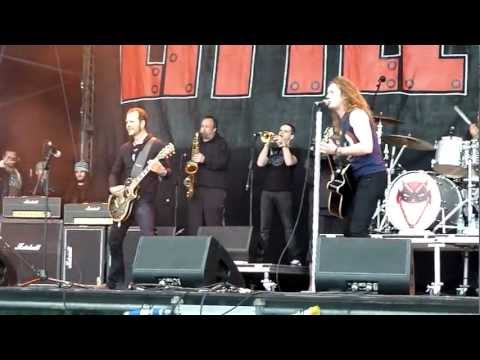 Little Angels - Too Much Too Young (Live - Download Festival, Donington, UK, June 2012)