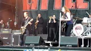 Gambar cover Little Angels - Too Much Too Young (Live - Download Festival, Donington, UK, June 2012)