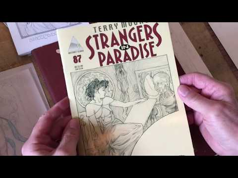Terry Moore: How To Draw Art Nouveau