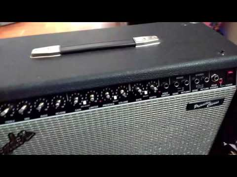 Amp is fixed