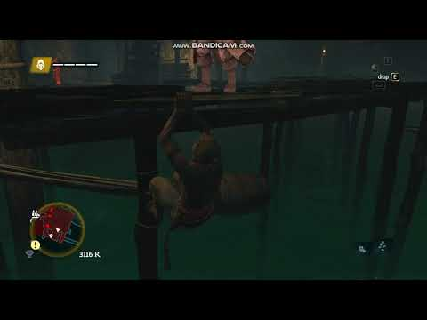 Assassins Creed 4 Black Flag Underwater assassination contracts Anotto Bay