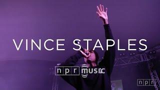 Vince Staples: SXSW 2016   NPR MUSIC FRONT ROW