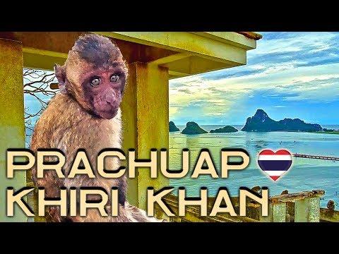 Prachuap Khiri Khan - Ao Manao Beach, Prachuap Bay, Prachuap Khiri Khan Thailand