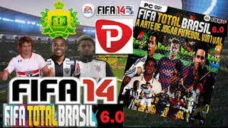 Como resolver erro do Modo carreira do patch Fifa total patch 6.0(6.1)!