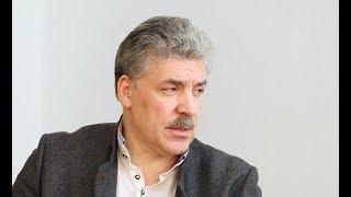 Грудинин — комментарии к статье «Новой газеты»