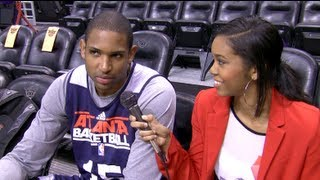 Exclusive Interview with Al Horford