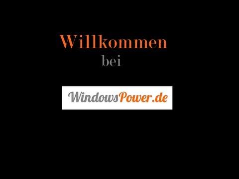 Willkommen bei WindowspowerDE