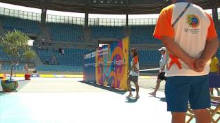 World Summer Games Special Olympics ATHENS 2011 - Awards Ceremony Tennis